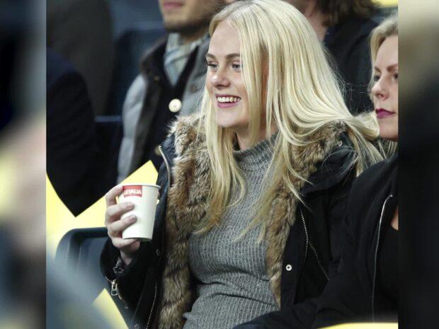 John Guidetti och Sanna Dahlström ska bli föräldrar