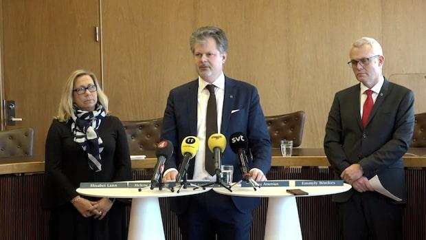 Krisuppgörelse mellan Alliansen och S i Göteborg