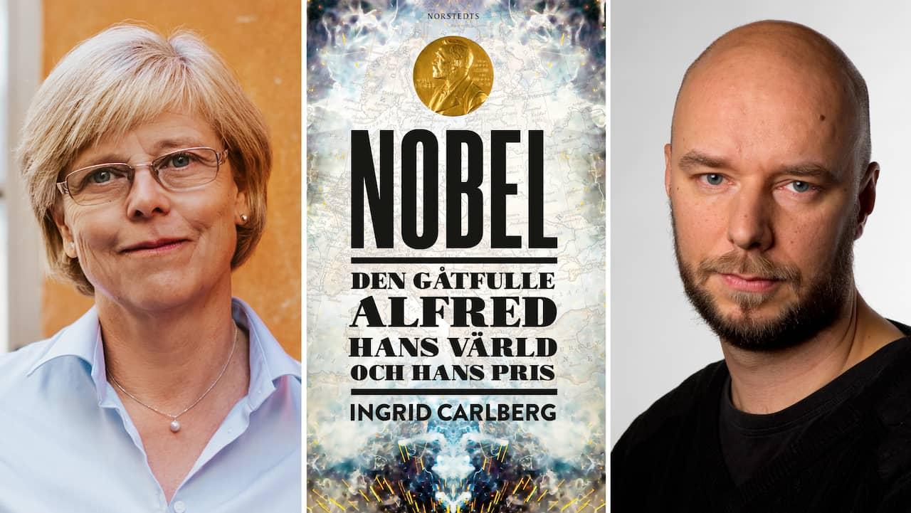 Sådan var Alfred Nobel – bakom censuren