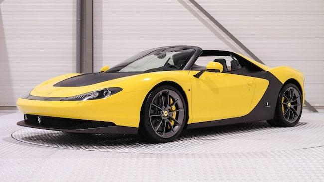 Ett unikt exemplar av Ferrari Sergio är till salu.