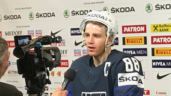 Patrick Kane valdes som etta för elva år sedan. Foto: Tomas Pettersson