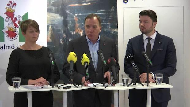 Regeringen lägger internationell konferens om antisemitism i Malmö