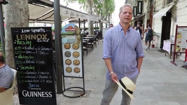 """Kaj Linna: """"Det är som att bli pånyttfödd"""""""