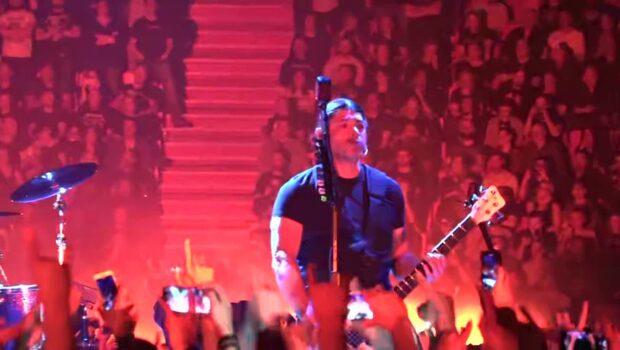 Metallica spelade på Globen - så var rockkvällen