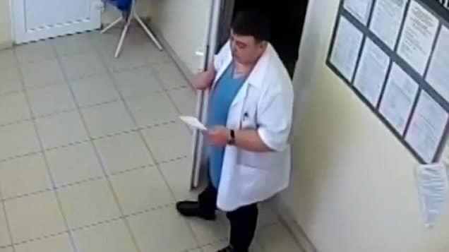 Han stal en läkarrock, låtsades vara gynekolog och undersökte fem kvinnor, två av dem var minderåriga. Foto: OKÄND