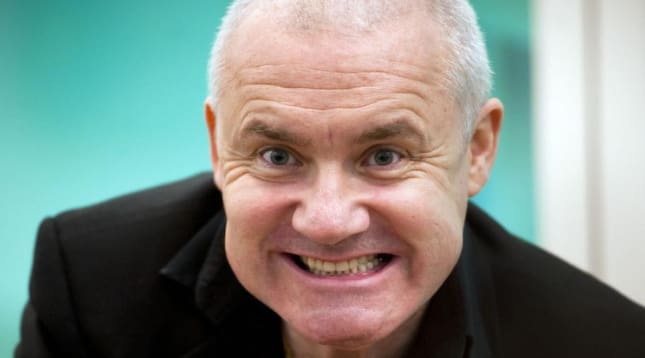 Damien Hirst. Foto: All Over Press