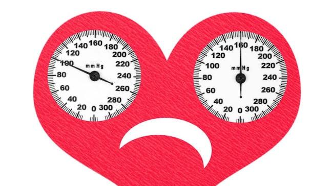 Varför högt blodtryck