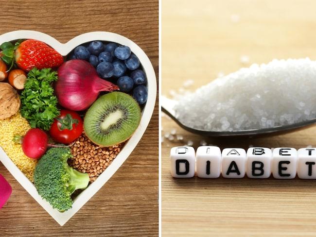 mat som sänker blodsocker