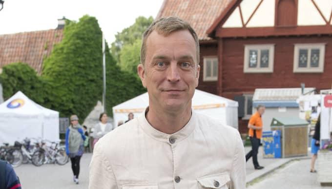 Viggo Cavling har gått in som talesperson för appen Himynameis. Foto: Sven Lindwall