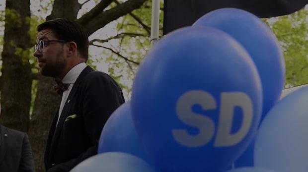 SD kan bli vågmästare i sex av tio kommuner