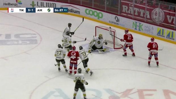 Timrå körde över krisande AIK – Roger Melin tar över