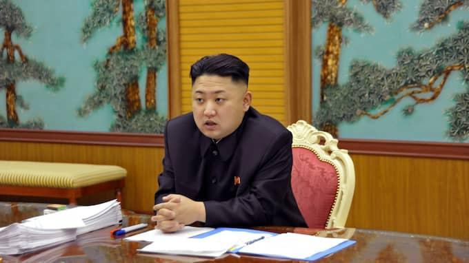 Affärsmannen bakom verksamheten ska ha haft nära koppling till den nordkoreanska regimen. Foto: UNCREDITED / AP KCNA VIA KNS