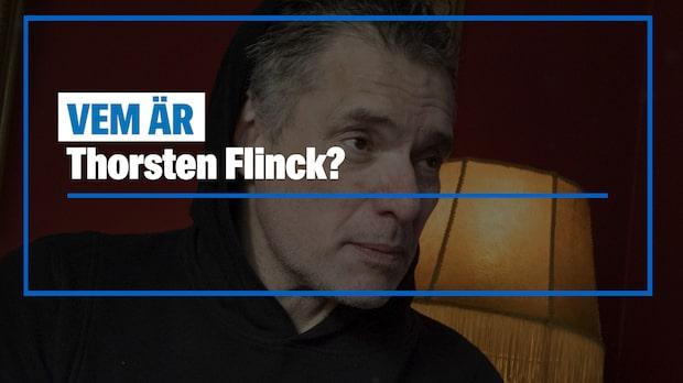 Vem är Thorsten Flinck?