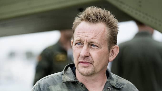 Bevisläget mot ubåtsbyggaren Peter Madsen är starkt. Åtal väntas redan före årsskiftet. Foto: BAX LINDHARDT/ EPA TT NYHETSBYRÅN