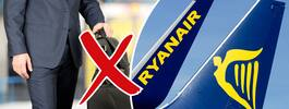Ryanairs nya hårdare regler för handbagage