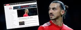 Zlatan lämnar – klar för ny klubb i veckan