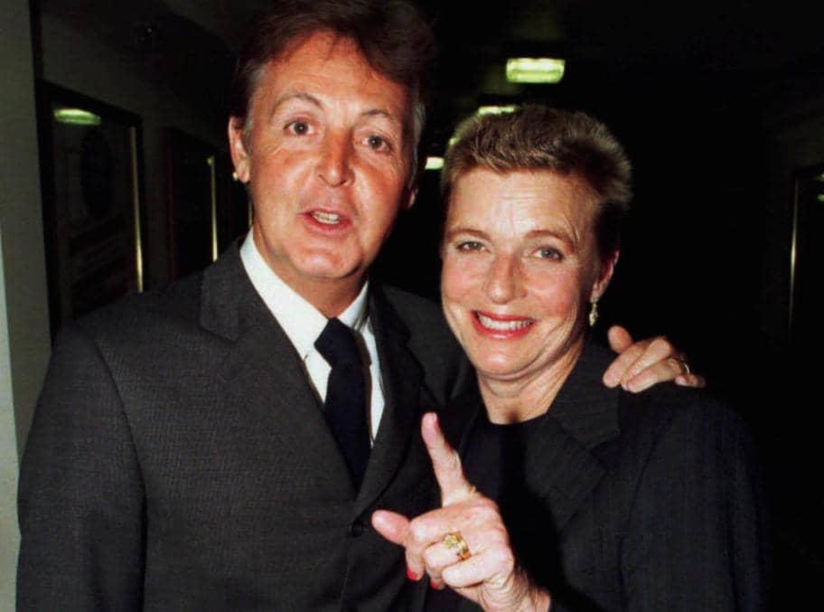Paul McCartney: Hon fick stå ut med mycket   Nöje   Expressen