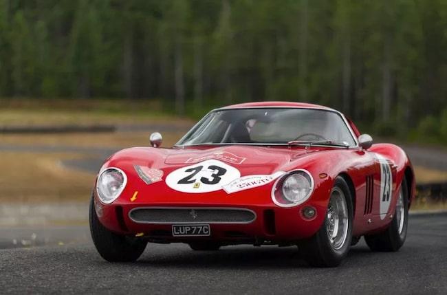 Ingen annan modell säljs för priserna som Ferrari 250 GTO kan komma upp i.
