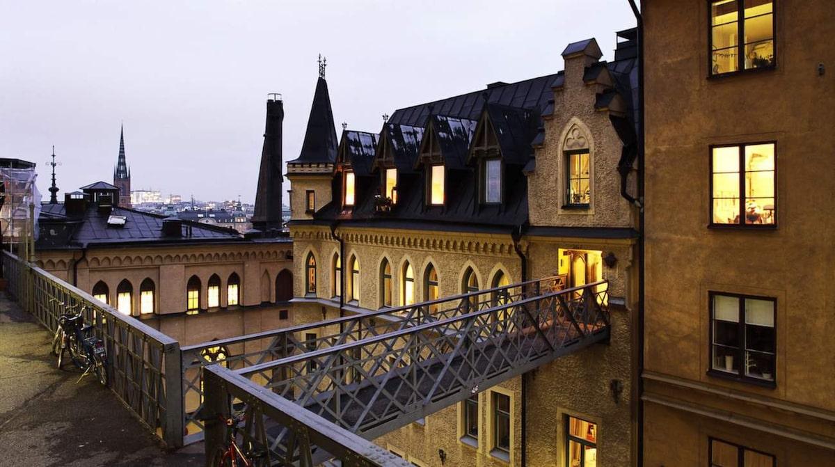 Flyg Hotell Berlin