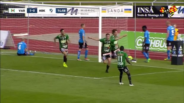 Highlights: Varberg-Halmstad