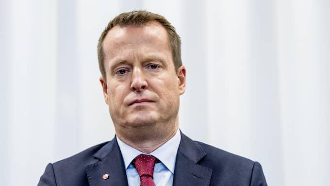 Inrikesminister Anders Ygeman, S, varnar för partipolitiskt käbbel efter terrordådet. Men det är farligt om alla ska tycka lika. Foto: CHRISTIAN ÖRNBERG