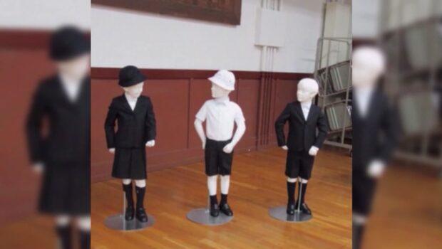 Kritikstorm mot ny skoluniform