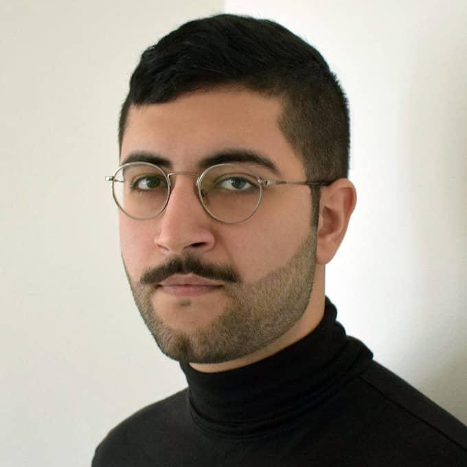 Kevin Shakir, uppvuxen i Malmö men boende på Nørrebro, är kritisk till retoriken i debatten om gängkriminalitet. Foto: Privat