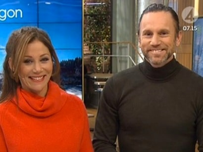 Nyhetsmorgons nya programledare presenteras