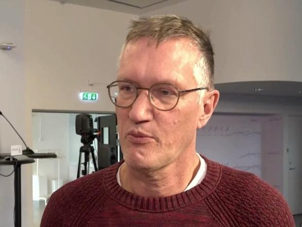 """Anders Tegnell: """"Vi har de viktiga åtgärderna på plats"""""""