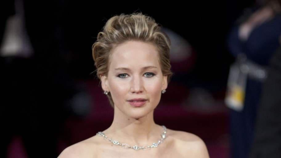 Ja, Jennifer Lawrence ...