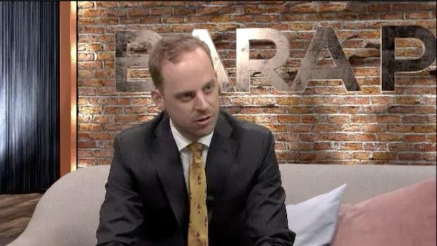 Bara politik: Se hela intervjun med Gustav Kasselstrand