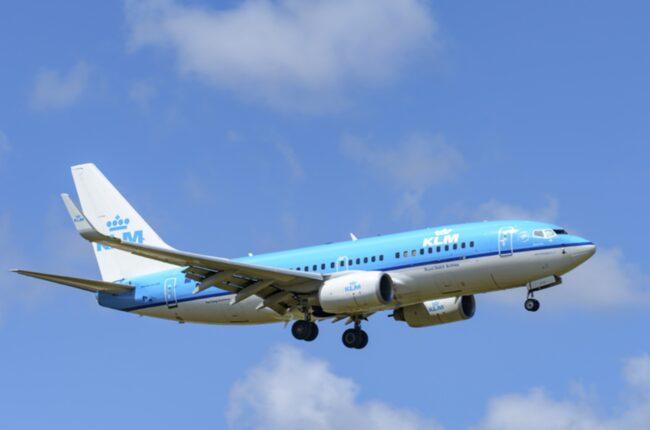 <span>Att landa en Boeing 737 är lättare än de flesta tror. Planet på bilden har inget med artikeln att göra.</span>