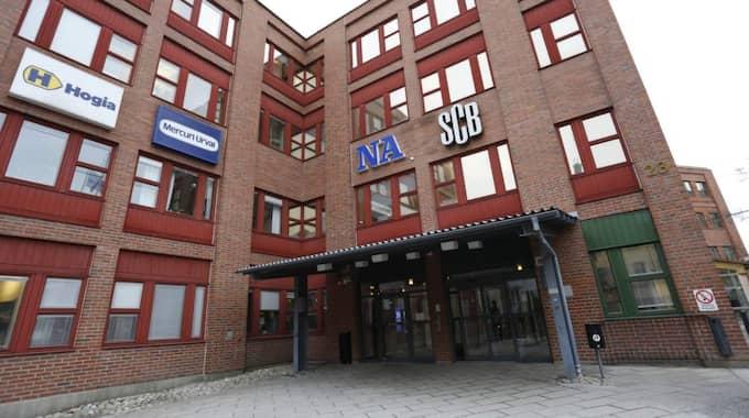 """""""Det är ett brev som inte bara innehåller papper"""", säger tidningschefen Katrin Säfström. Foto: Richard Strom"""