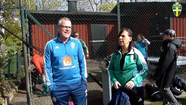 """Janne Andersson: """"Fotboll är oerhört förenande"""""""