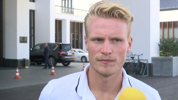 """Hiljemark om klubbytet: """"Snackade med svenskarna"""""""