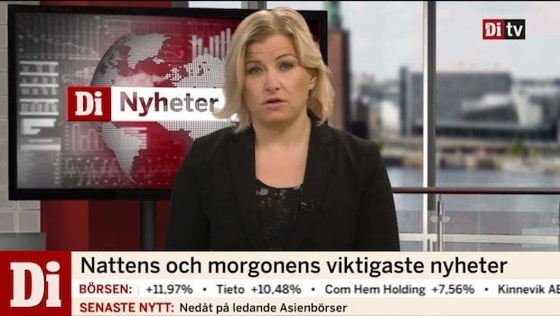 Di Nyheter: 07:30 28/4 2017