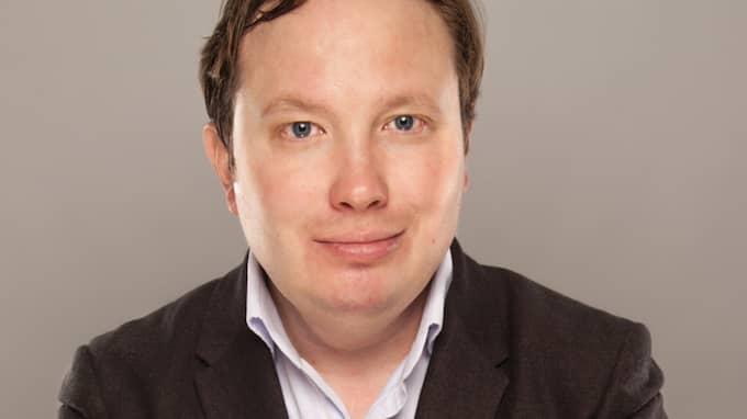 Andreas Ericson.