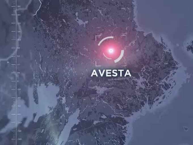 Det var den 7 september förra året som den 39-årige mannen satte skräck i Avesta. Foto: Brottscentralen