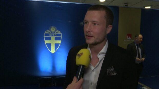 Nyopererad Johansson rörd av allt stöd