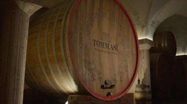 Vin & Mat – Passioner: Så mognar rödvinet i världens största ekfat