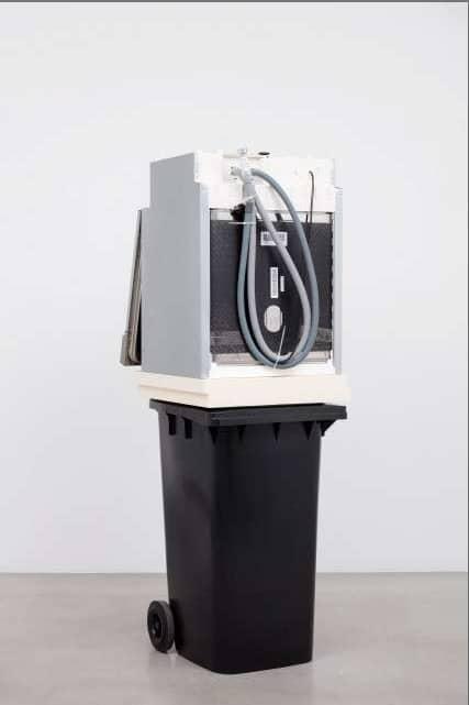 Ur utställningen. Foto: Galerie Nordenhake