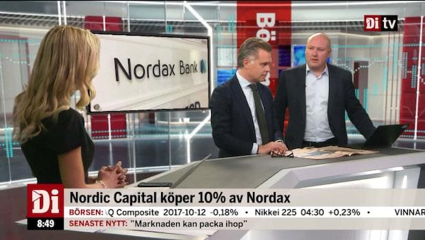Nordic Capital köper 10% av Nordax
