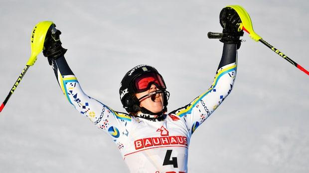 Anna Swenn Larsson tar VM-silver