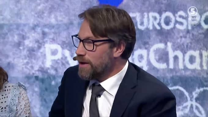 Peter Forsberg. Foto: DISCOVERY