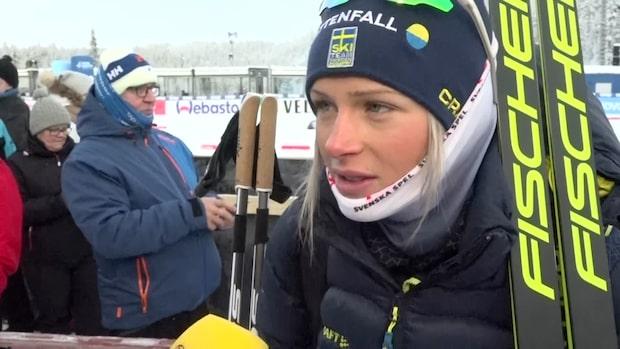 """Karlsson: """"Det finns guldklimpar jag tar med mig"""""""