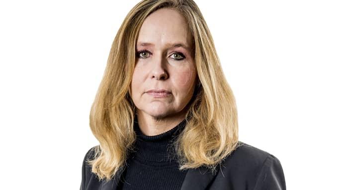 Maria Rydhagen är krönikör och reporter på Kvällsposten. Foto: KVÄLLSPOSTEN