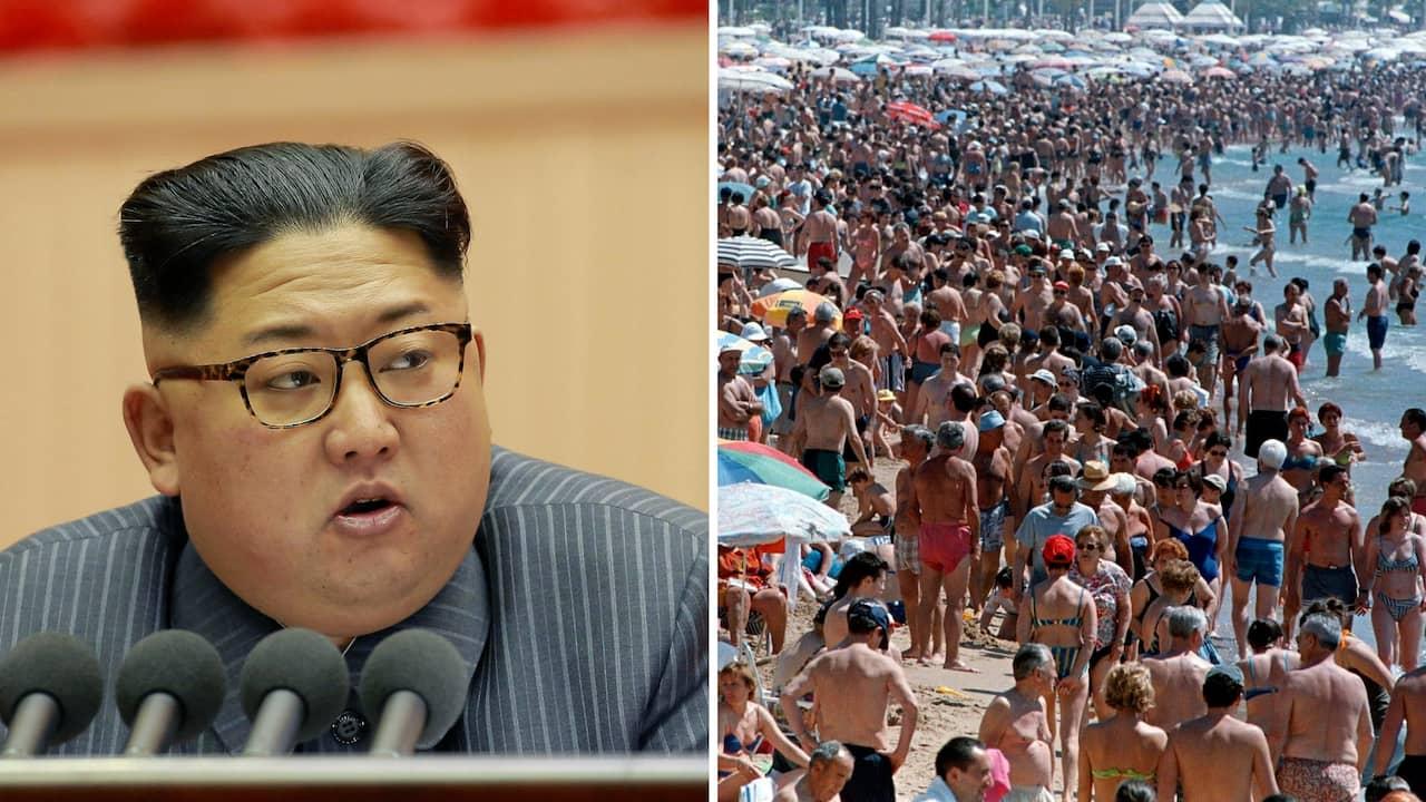 Kim jong un missade pappans hyllning
