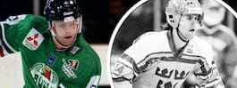 Svenske hockeyikonen om cancerbeskedet