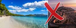 Mallorca begränsar turismen ytterligare