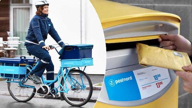 Regeringens nya förslag: Försämra postens service